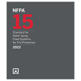 NFPA15-2022