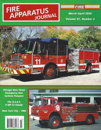 Fire Apparatus Journal, January - February 2020