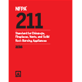Nfpa 211 Standard For Chimneys Fireplaces Vents And