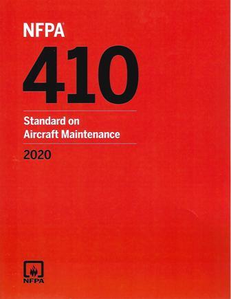 NFPA 410 2020
