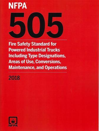 NFPA 505 2018