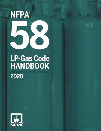 NFPA 58 Handbook 2020