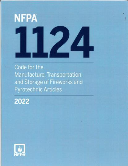 NFPA1124-2022