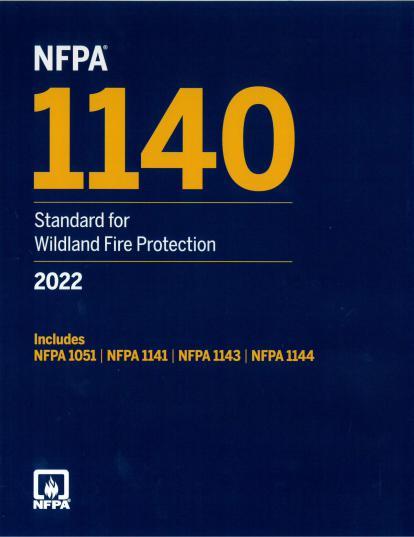 NFPA 1140