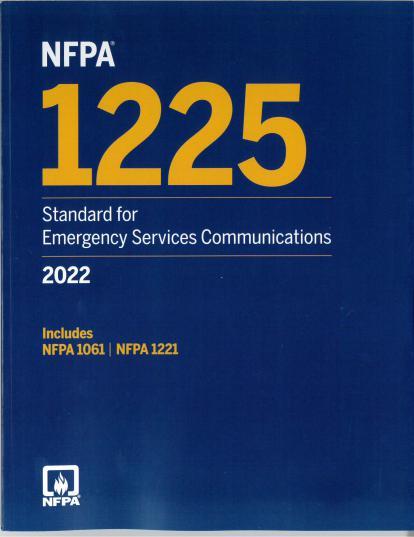 NFPA1225-2022