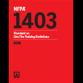 NFPA1403-2018