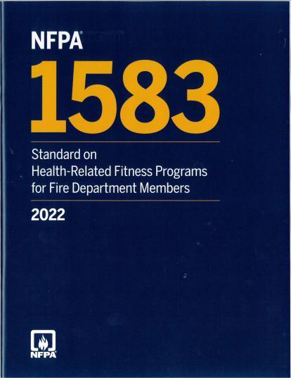 NFPA1583-2022