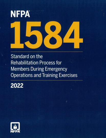 NFPA 1584 2022