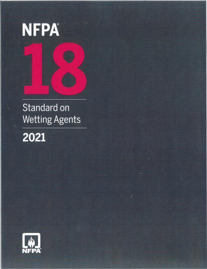 NFPA 18 2021