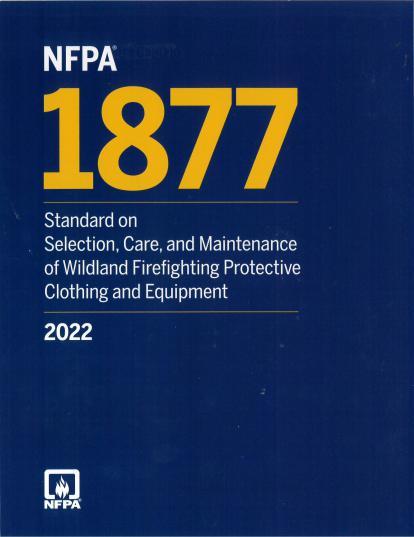 NFPA 1877 2022