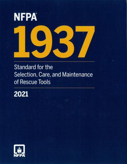 NFPA 1937 2021