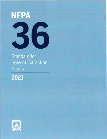 NFPA 36 2021