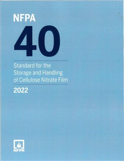 NFPA 40 2022