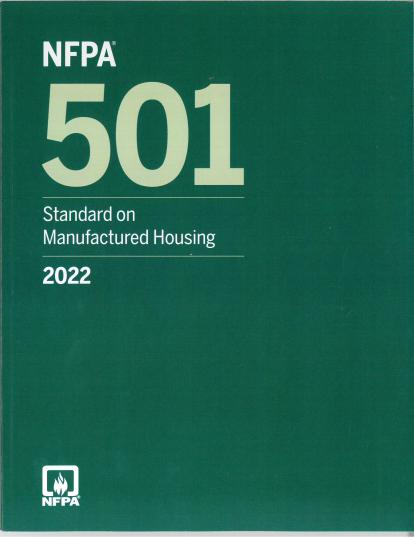 NFPA501