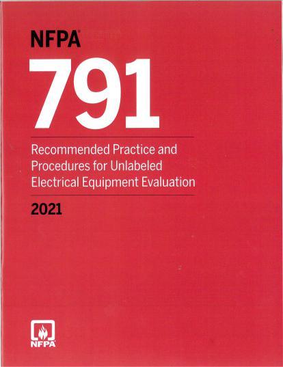 NFPA 791 2021