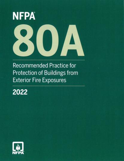 NFPA80A-2022