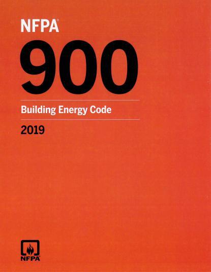 NFPA 900 2019
