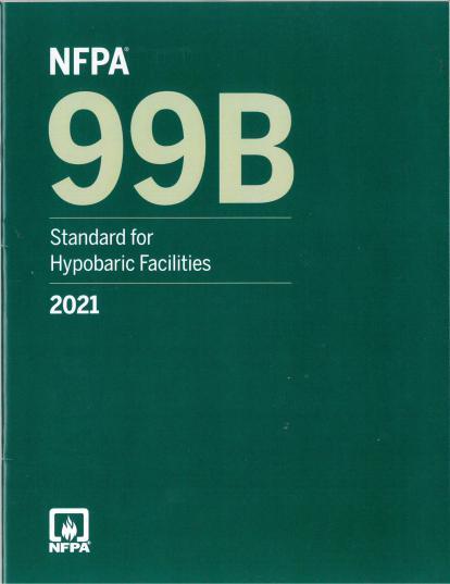 NFPA 99B 2021