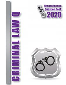 Criminal Law 2020 Q Book