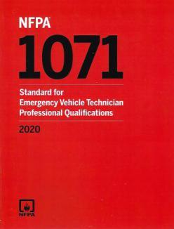 NFPA 1071 2020 edition