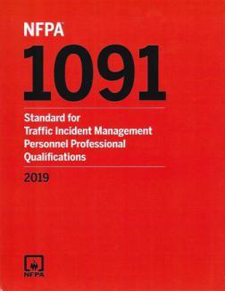 NFPA 1091 2019