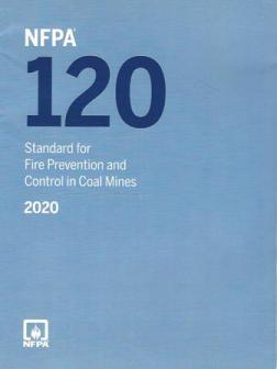 NFPA 120 2020 edition