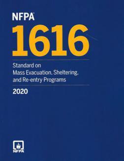 NFPA 1616 2020