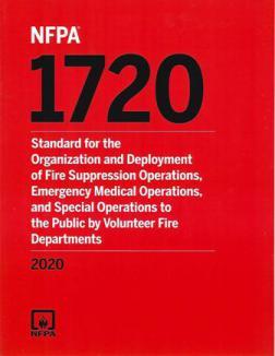 NFPA 1720 2020