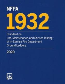 NFPA 1932 2020