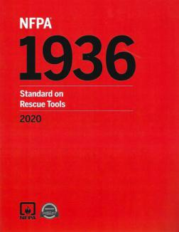 NFPA 1936 Rescue Tools 2020