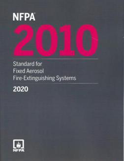 NFPA 2010 2020
