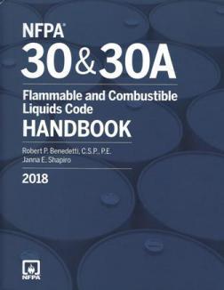 NFPA 30 and 30A Handbook 2018