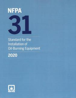 NFPA 31 2020