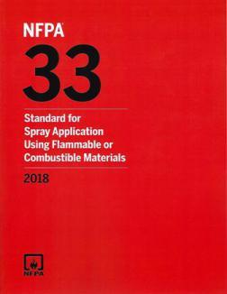 NFPA 33 2018