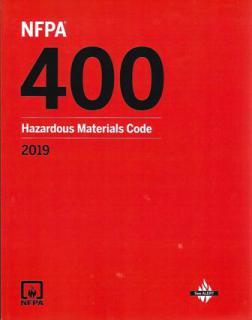 NFPA 400 2019