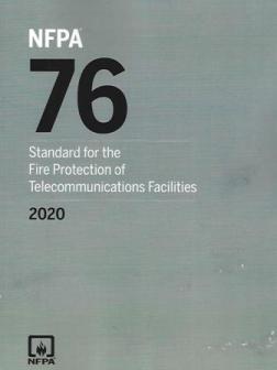 NFPA 76 2020