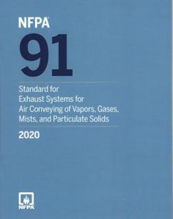 NFPA 91 2020