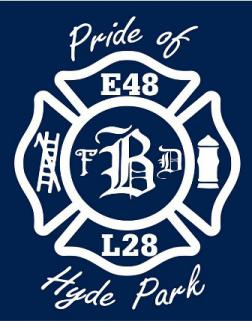 Boston Fire Engine 48 Cross