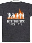 Boston Fire Athletic Shirt