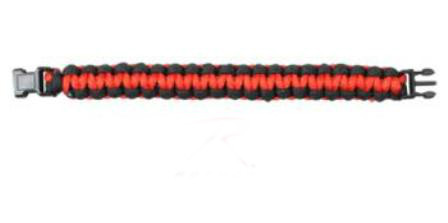 Firefighter Thin Red Line Bracelet