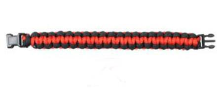 Firefighter Thin Red Line Bracelet