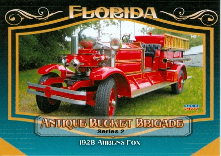 Florida Antique Bucket Brigade
