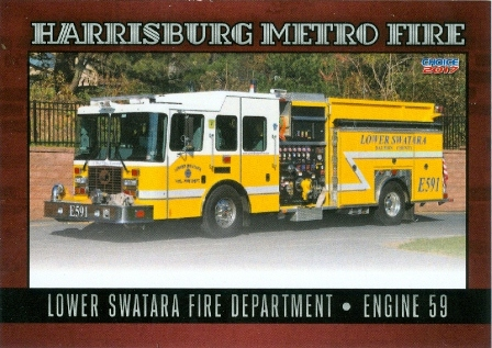 Harrisburg Metro Fire Departments
