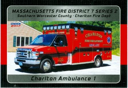 Charlton Ambulance 1