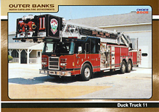 Outer Banks Fire Department, Series 1