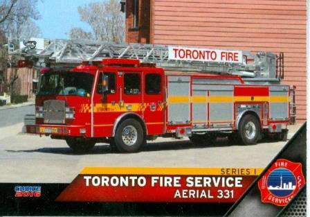 Toronto Fire Service Series 1