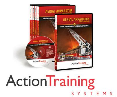 Aerial Apparatus: Driver/Operator DVD Series
