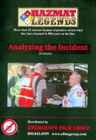 Analyzing the Incident