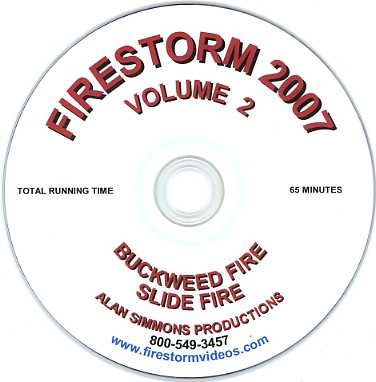 Wildland Firefighting DVDs by Alan Simmons Productions