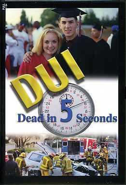 DD7400 DUI Dead in 5 Seconds